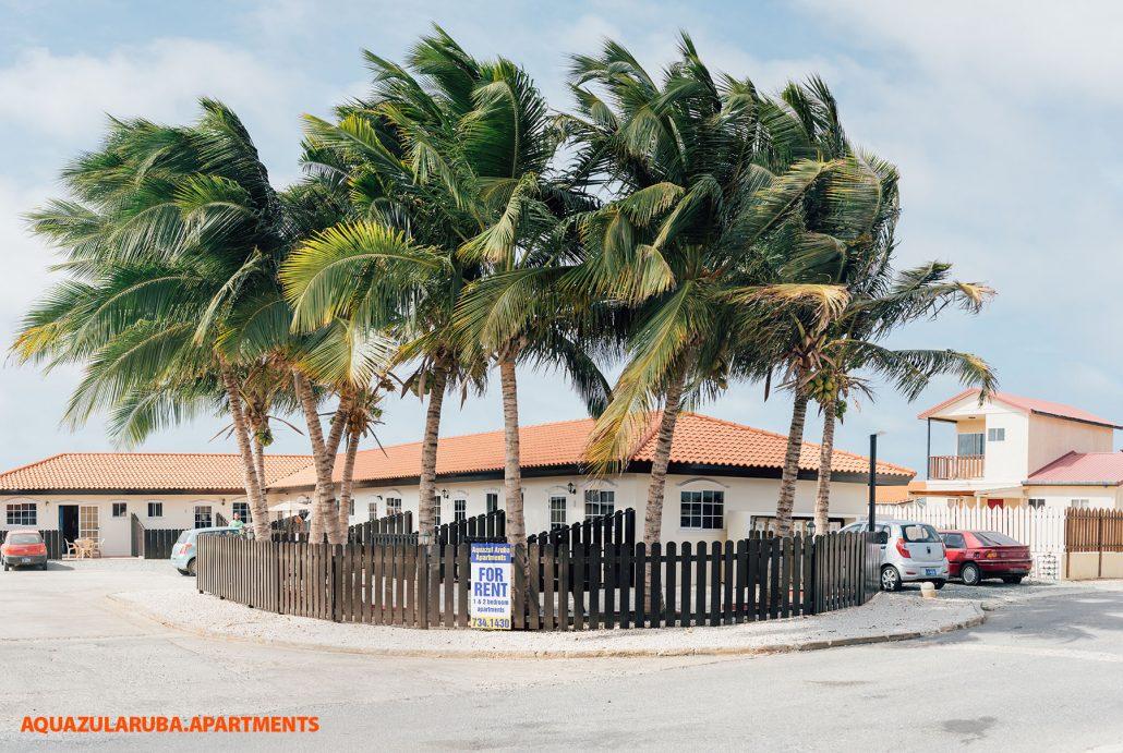 2-Bedroom Apartment, long-term - Aquazul Aruba Apartments